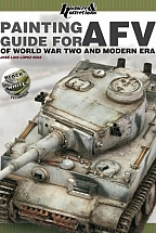 PAINTING GUIDE FOR AFV OF WW2 AND MORDERN ERA